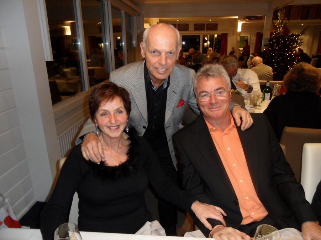 Cora, Ruud, en Andre